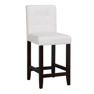 white bar stools - shop the best deals for aug 2017 - overstock