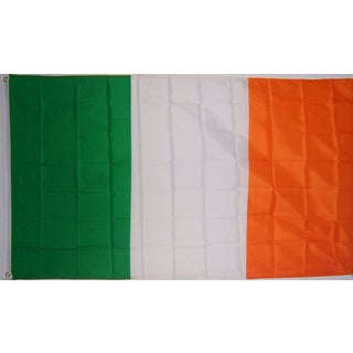 3'x5' Cotton Ireland Irish Garden Yard Flag Indoor/Outdoor