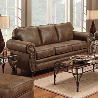 Charmant Buy Solid, Country Sofas U0026 Couches Online At Overstock.com | Our Best  Living Room Furniture Deals