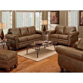 Sedona 4 Piece Upholstery Set With Sleeper