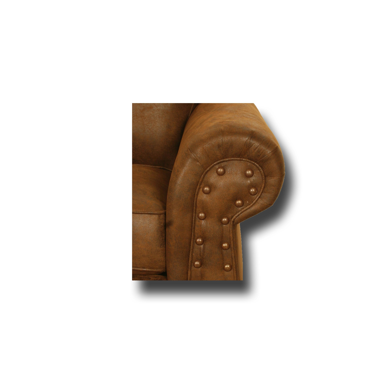 American Sedona 4-piece Sofa Furniture Set (Brown)