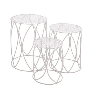 14-inch Metal Stand (Set of 3)