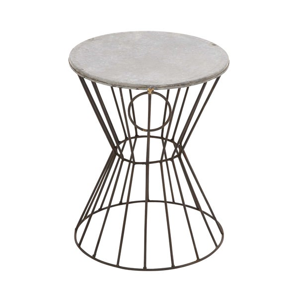 Shop 18 Inch Metal Stool Free Shipping Today Overstock