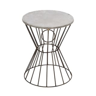 18-inch Metal Stool