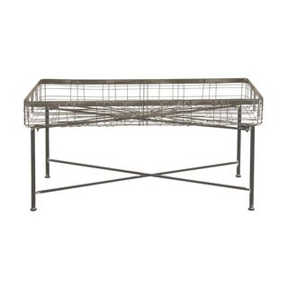 24-inch Metal Planter Stand
