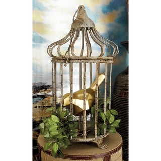 Metal Bird Cage (Set of 2)