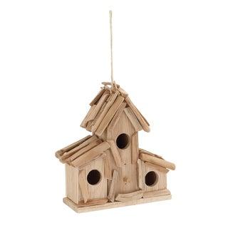 19-inch Driftwood Birdhouse