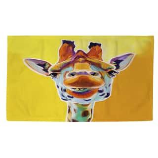 Giraffe Print Rugs 4x5 At Overstock Com