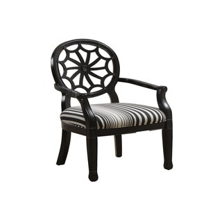 Powell Arachnid Accent Chair