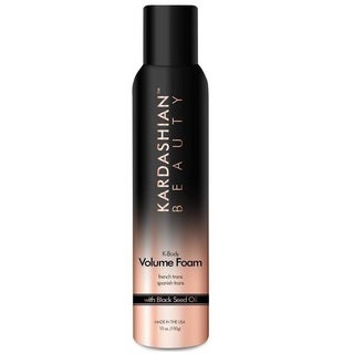 Kardashian Beauty K-Body Volume Foam with Black Seed Oil