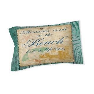 Thumbprintz Memories at the Beach Sham