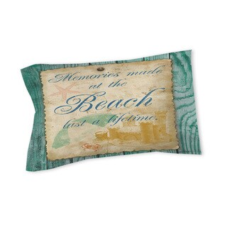 Memories at the Beach Sham (2 options available)