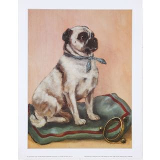 Clifton the Pug, Alexandra Churchill