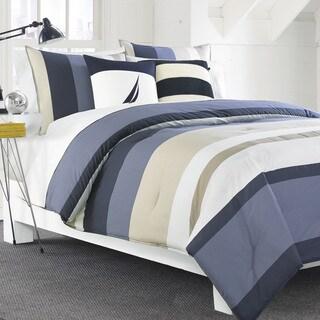 Nautica Grand Bank 3-piece Duvet Cover Set