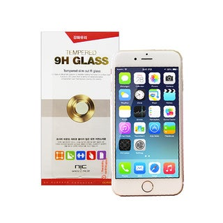 NIC 9H Tempered Glass Screen Protector for iPhone 6