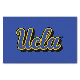 Fanmats Machine-Made UCLA Blue Nylon Ulti-Mat (5' x 8')