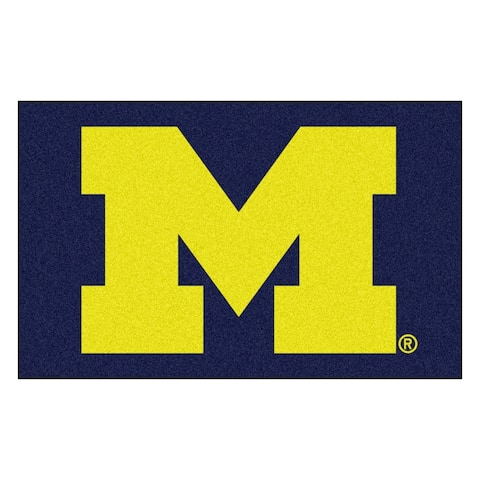 "University of Michigan Ulti-Mat - 59.5""x94.5"""