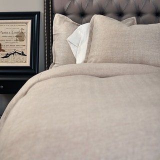 Radley Herringbone Pattern Linen Duvet Cover