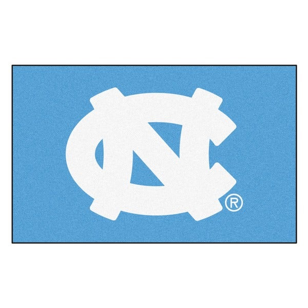 Fanmats Machine-Made University of North Carolina - Chapel Hill Blue Nylon Ulti-Mat (5' x 8')