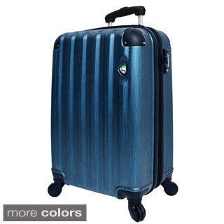 Mia Toro ITALY Lega Spazzolato 29-inch Lightweight Hardside Expandable Spinner Suitcase
