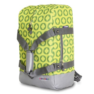 JWorld New York J Logo Duncan 19-inch 3-way Weekender Duffel/ Backpack