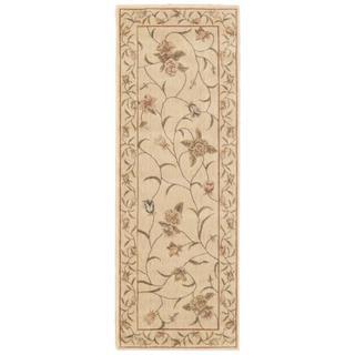 Rug Squared Fenwick Ivory Rug (2' x 5'9)
