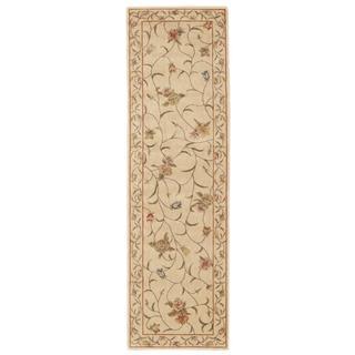 Rug Squared Fenwick Ivory Rug (2'3 x 8')