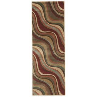 Rug Squared Fenwick Multicolor Rug (2' x 5'9)