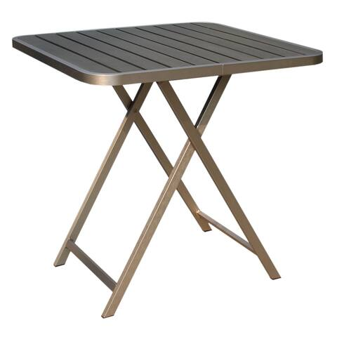 Fresca Polylumber Outdoor Folding Table