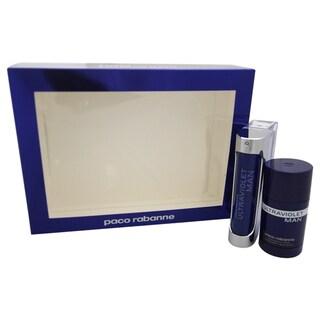 Paco Rabanne Ultraviolet Man 2-piece Gift Set