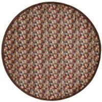 Rug Squared Fenwick Multicolor Rug - Multi-color