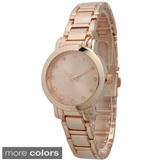 Olivia Pratt Women's Petite Elegant Bracelet Watch