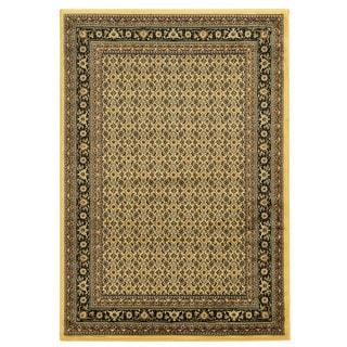 Linon Elegance Ferehan Ivory Rug (8' x 10')