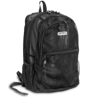 JWorld New York Mesh 18-inch Backpack
