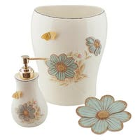 Sherry Kline Elindale 3-Piece Bath Accessory Set