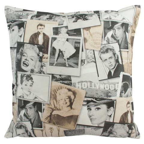 Sherry Kline Hollywood Classics 24-inch Pillow