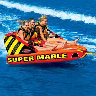 Sportsstuff Super Mable Inflatable Triple Rider Towable