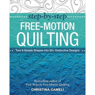 Stash BooksStepByStep FreeMotion Quilting