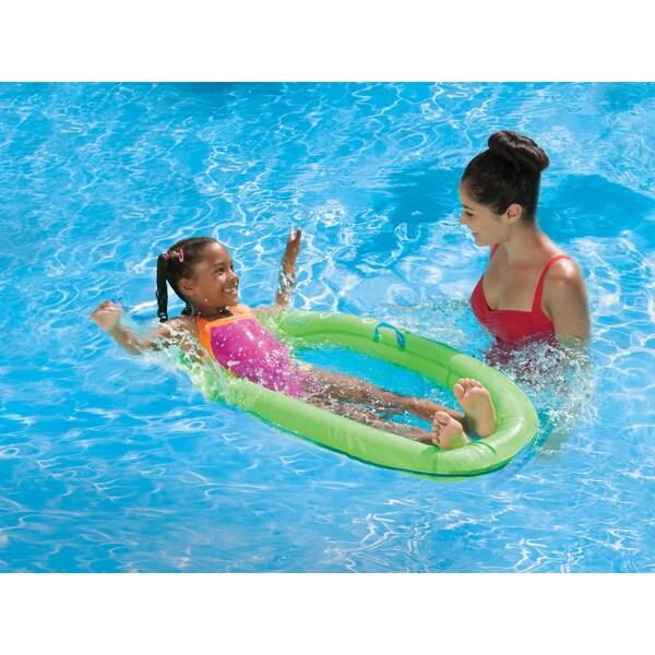 Spring Float Kid's Boat