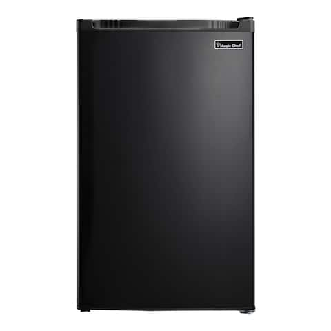 "Magic Chef 4.4 cubic foot Compact Refrigerator - 7'10"" x 10'6"""