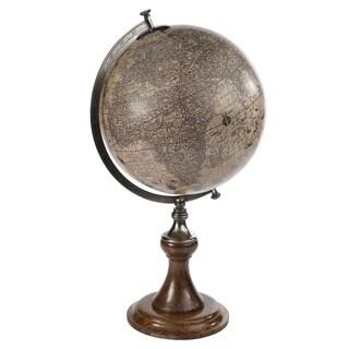 Hondius 17th Century Reproduction World Globe