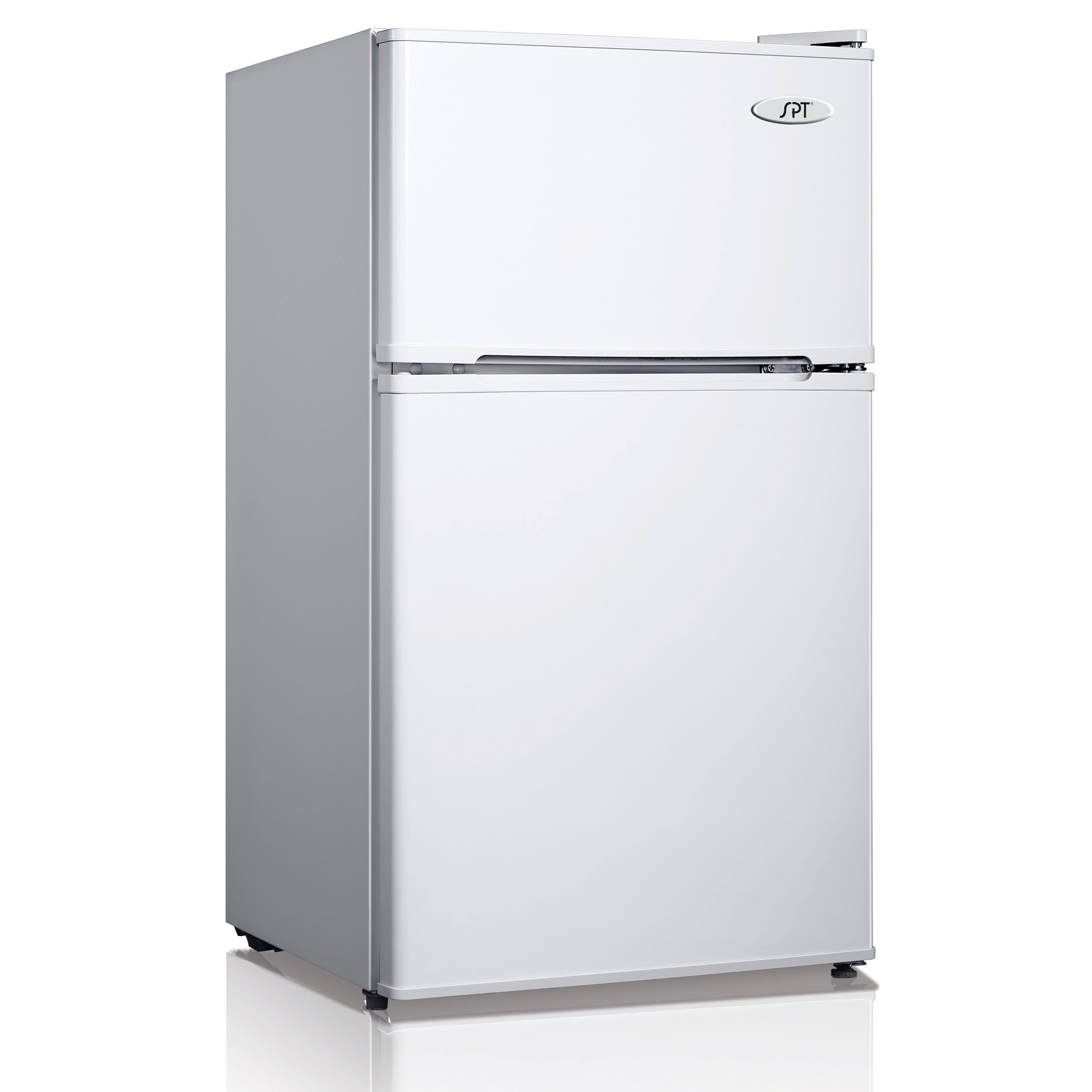 SPT Energy Star 3.5 Cubic Foot Double Door Refrigerator i...