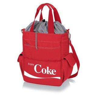 Picnic Time Coca-Cola Red Activo Cooler Tote
