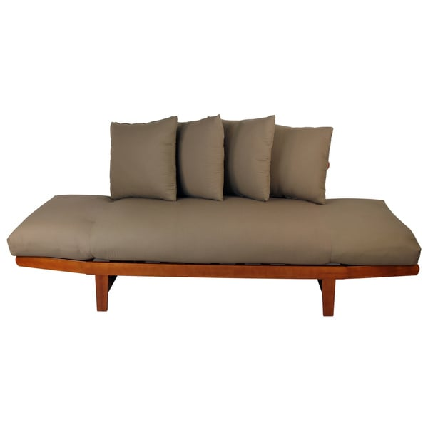 Casual Lounger Sofa Bed - Free Shipping Today - Overstock.com - 17258068 - Casual Lounger Sofa Bed - Free Shipping Today - Overstock.com
