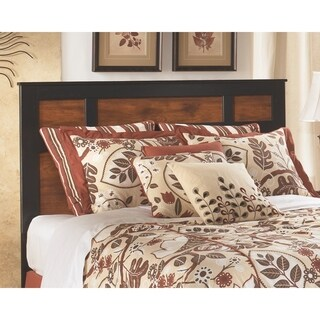 Signature Design by Ashley Aimwell Dark Brown Queen/Full Panel Headboard