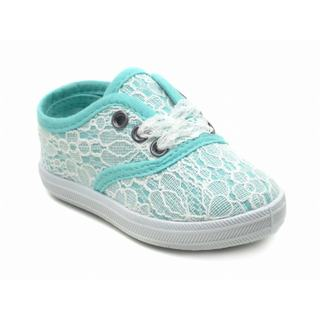 Girls K-Riley Lace Sneakers (Option: Blue)