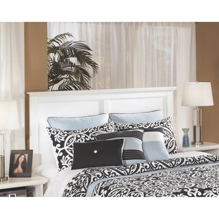 Signature Design by Ashley Bostwick Shoals White Queen/Full Panel Headboard