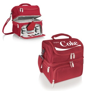 """Link to Picnic Time Pranzo Lunch Tote (Coca-Cola) - 11""""h x 12""""w x 8""""d Similar Items in Picnic"""