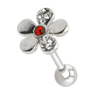 Supreme Jewelry Flower Tragus Earring