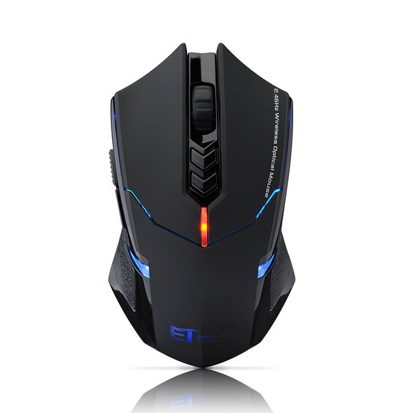 New USB 7-button Wireless Professional Game Gaming Optical Mouse Mice